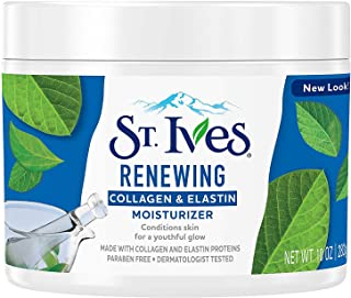 St. Ives Moisturizers cream, 10 oz