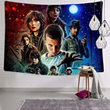 LASYLY Stranger Things Tapestry Wall Hanging Art Nature Home Decorations Living Room Bedroom Dorm Birthday Party Cosplay Decor