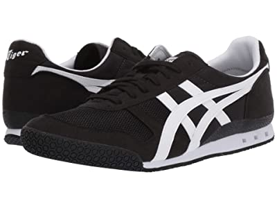 Onitsuka Tiger Ultimate 81(r) (Black/White 2) Classic Shoes