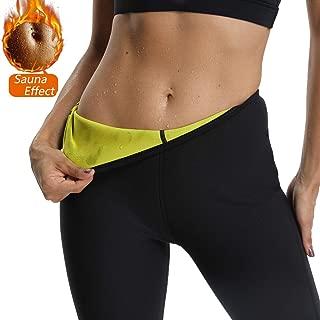 Women Neoprene Thermo Sweat Sauna Suits Weight Loss Hot Yoga Pants Fat Body Burner