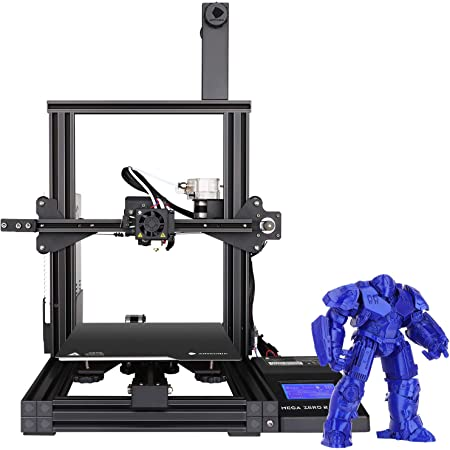 ANYCUBIC 3D Printer Mega Zero V2 Fast Assemble & Heating Auxiliary Leveling  FDM Printer with Magnetic Printing Bed and Resume Printing 220x220x250mm  Support PLA, TPU, WOOD, PETG : Amazon.co.uk: Business, Industry &