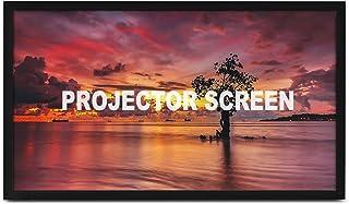 VEVO R Projectiescherm 92 inch 16:9 Film Scherm Vaste Frame 3D Projector Scherm voor 4 K HDTV Bioscoop