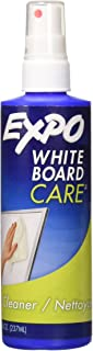 Dry Erase Surface Cleaner, 8oz Spray Bottle (Set of 2)
