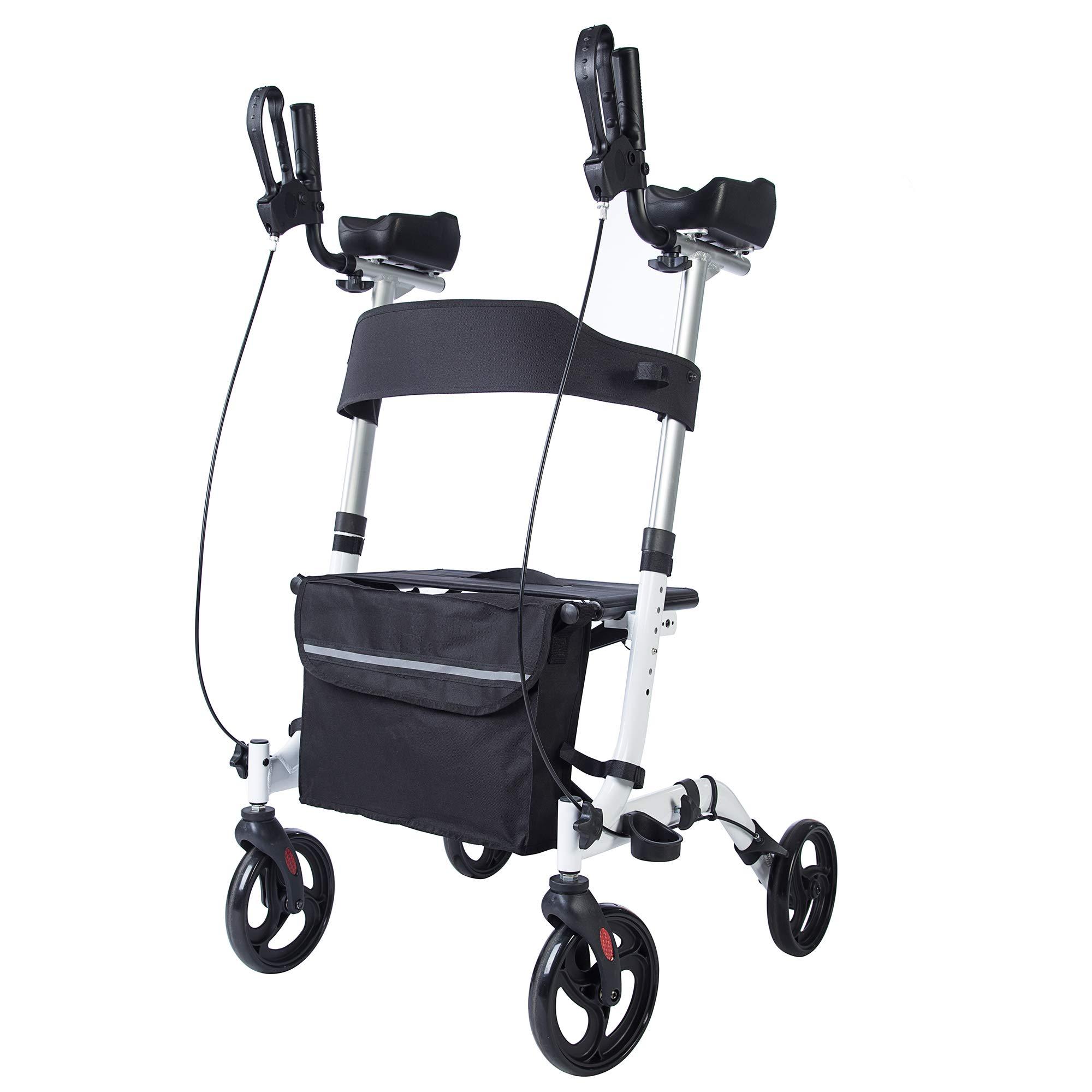 BEYOUR WALKER Upright Rollator Walking