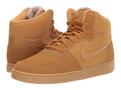 Nike Ebernon Mid SE (Wheat/Wheat/Gum Light Brown) Men