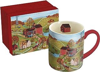 Lang Red Mill 14 oz Mug , Multi
