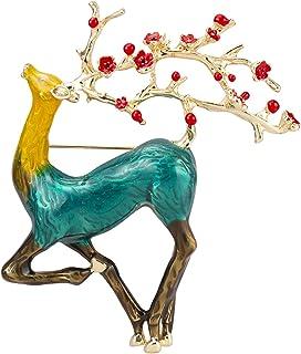 A N KINGPiiN Pin de solapa de reno bailando para hombre