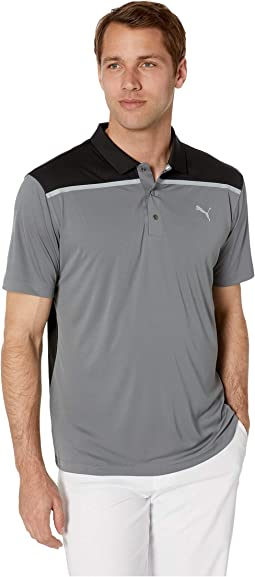 6bb046d053227 Puma golf bonded tech polo + FREE SHIPPING | Zappos.com