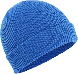 Winrase Man's or Woman's Winter Warm Knitting Hats Unisex Beanie Cap Daily Beanie Hat
