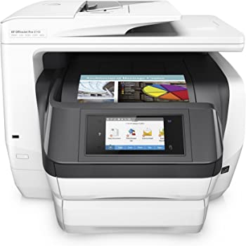 HP OfficeJet Pro 8740 All-in-One Wireless Printer, HP Instant Ink or Amazon Dash replenishment ready (K7S42A)