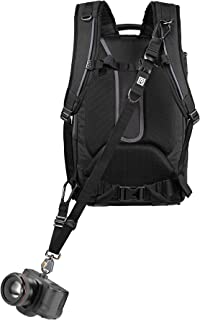 BlackRapid Breathe Backpack Camera Strap, 1pc of Safety Tether Included