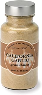 Best Olde Thompson 1400-18 Granulated Garlic 9.1 Oz Review