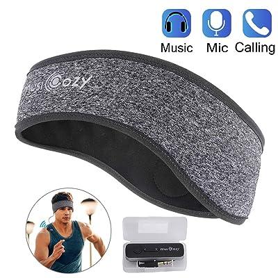 Bluetooth Sleeping Eye Mask Sleep Headphones, W...