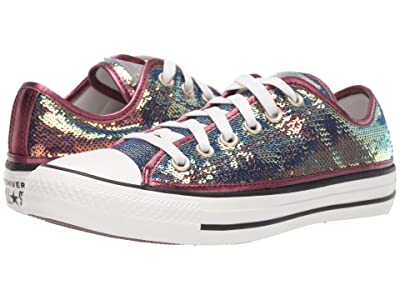 Converse Chuck Taylor All Star Ox Northern Lights (Prime Pink/Vintage White/Black) Women