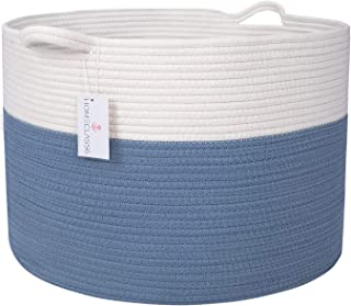 XXL Cotton Rope Toy Storage Basket 20