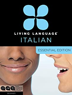 Living Language Italian, Essential Edition: Beginner course, including coursebook, 3 audio CDs, and free online learning
