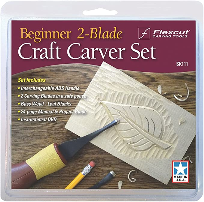 4 Carving Blades and Quick-Connect ABS Handle Included SK130 ...