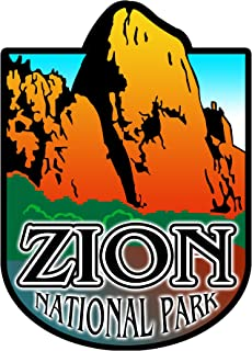 Best zion national park stickers Reviews