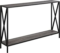 Convenience Concepts Tucson, Console Table, Weathered Gray