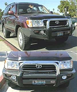ARB 3913160 Front and Rear Replacement Bumpers(03-07 Toyota Land Cruiser Sahara Bar)