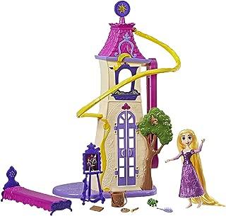 Tangled Disney The Series - Swinging Locks Castle