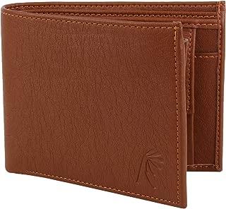Capriff Men's Leather Wallet (tan)