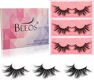 BEEOS 25mm Lashes E80
