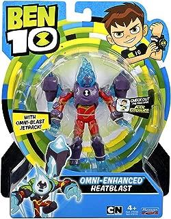 Best ben 10 omni enhanced heatblast toy Reviews