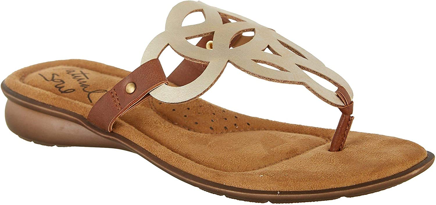 Natural Soul by Naturalizer Jeannie Sandals New products, world's ...