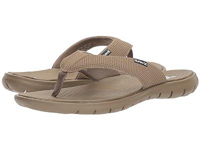 Hurley Flex 2.0 Sandal (Khaki) Men