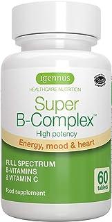 Super B-Complex - Complejo vitamínico B de alta concentraci