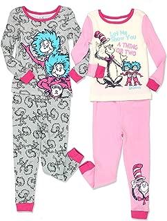 dr seuss pajamas for girls
