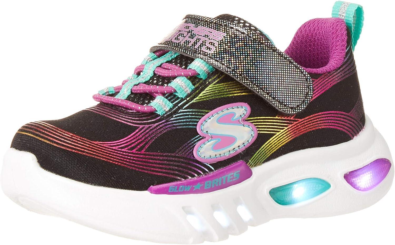 Skechers safety Limited Special Price Unisex-Child Glow-Brites Sneaker