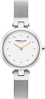 Kenneth Cole New York Women's Analog Quartz Stainless Steel Casual Watch (KC50511004/03/02)
