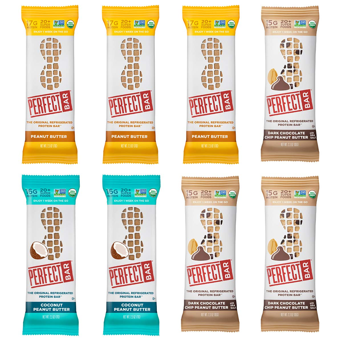 Perfect Bar Original Refrigerated Protein Butter Peanut Max 46% OFF 4 years warranty Lov