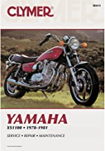 Clymer Repair Manual for Yamaha XS1100 XS-1100 Fours 78-81