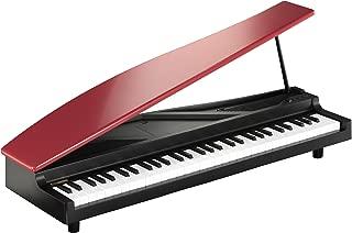 KORG MICROPIANO マイクロピアノ ミニ鍵盤61鍵 レッド
