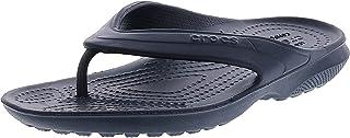 crocs Unisex-Child Classic Flip K Navy Flip-Flops-13 Kids UK (C13) (202871-410)