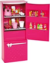 Amazon Com Barbie Refrigerator