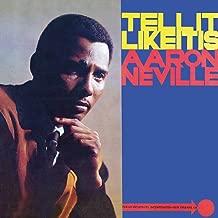 Best aaron neville tell it like it is vinyl Reviews