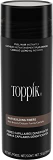 Toppik Hair Building Fibers Giant- Medium Brown, Size 50 gm