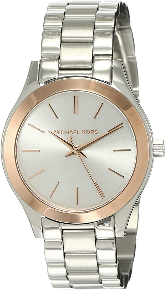 Michael kors,orologio per donna,in acciaio inossidabile MK3197 1