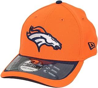 New Era Philadelphia Eagles Orange 2015 NFL Sideline 39THIRTY Flex Fit Hat/Cap