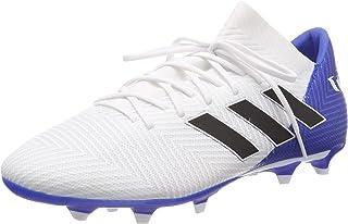 2babcd8cf1 Chuteira Campo Adidas Nemeziz Messi 18.3 FG - Branco - 43