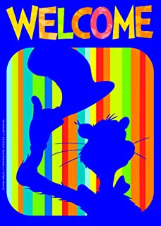 Eureka Dr. Seuss Cat in the Hat Teacher Stationary Cards, 36 pcs, 4'' x 6''
