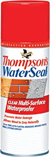 Thompsons TH.010100-18 Clear Multi-Surface Aerosol Waterproofer,