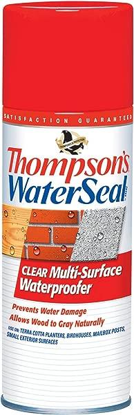 Thompsons TH 010100 18 透明多面气雾剂防水剂