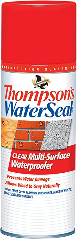 Thompsons TH 010100 18 Clear Multi Surface Aerosol Waterproofer