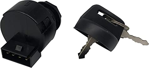 SHUmandala 4110264 4012163 Ignition Key Switch fit Polaris Magnum 325 330 500 2000-2003/SPORTSMAN 335 400 500 600 700 6x6/Xplorer 250 400/OUTLAW 450 500 525/Ranger 425/SCRAMBLER ATP Big Boss Worker