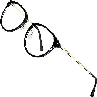 ATTCL lunette anti lumiere bleue femme Homme Anti fatigue Ultra Léger Rectangulaire Oculaire Filtre UV de Lunettes